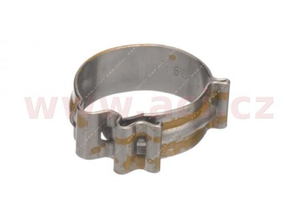 bezšroubová spona typ W4, 13,5-15 mm (10 ks) NORMACLAMP COBRA - výroba Německo