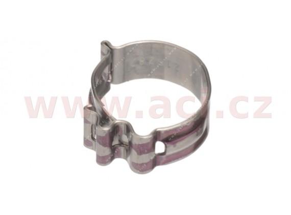 bezšroubová spona typ W4, 14,5-16 mm (10 ks) NORMACLAMP COBRA - výroba Německo