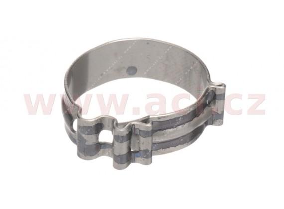 bezšroubová spona typ W4, 17,5-19 mm (10 ks) NORMACLAMP COBRA - výroba Německo