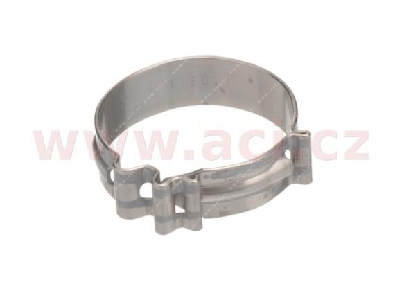 bezšroubová spona typ W4, 20,5-22 mm (10 ks) NORMACLAMP COBRA - výroba Německo