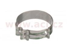 bezšroubová spona typ W4, 21,5-23 mm (10 ks) NORMACLAMP COBRA - výroba Německo