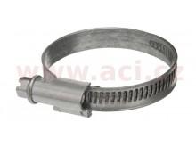 hadicová spona neperforovaná typ W1, 30-45 mm (10 ks) NORMACLAMP TORRO - výroba Německo