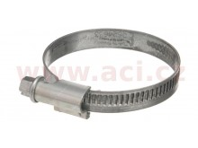 hadicová spona neperforovaná typ W1, 35-50 mm (10 ks) NORMACLAMP TORRO - výroba Německo