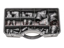 opravná sada chladicí soustavy - rychlospojky (20ks) NORMA NQPS3 - výroba Německo