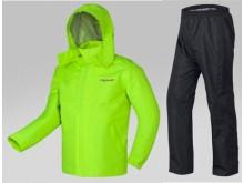 Sportovní volno časový komplet zeleno/černý velikost XL