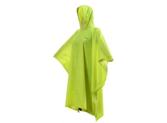 AY Navlékací pláštěnka Capirelli zelená