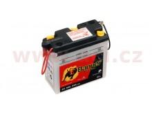 baterie 6V, 6N4B-2A, 4Ah, 24A, BANNER Bike Bull 102x48x96