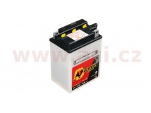 baterie 6V, B38-6A, 14Ah, 104A, BANNER Bike Bull 119x83x161