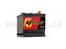 66Ah baterie, 6V, 360A, pravá BANNER Starting Bull 178x175x166(188)