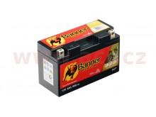 baterie gelová 12V, GT7B-4, 6Ah, 90A, BANNER Bike Bull GEL 150x65x92