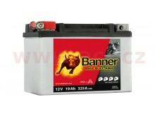 baterie 12V, ETX 9, 8Ah, 120A, BANNER Bike Bull AGM PRO 150x88x106