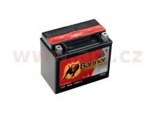 baterie 12V, YTX12-BS, 10Ah, 160A, BANNER Bike Bull AGM 150x87x131