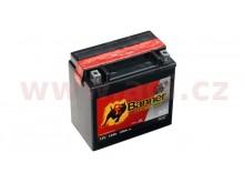 baterie 12V, YTX14-BS, 12Ah, 190A, BANNER Bike Bull AGM 150x87x147