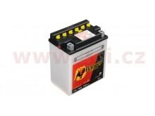 baterie 12V, YB14 l-A2, 14Ah, 185A, BANNER Bike Bull 134x89x166