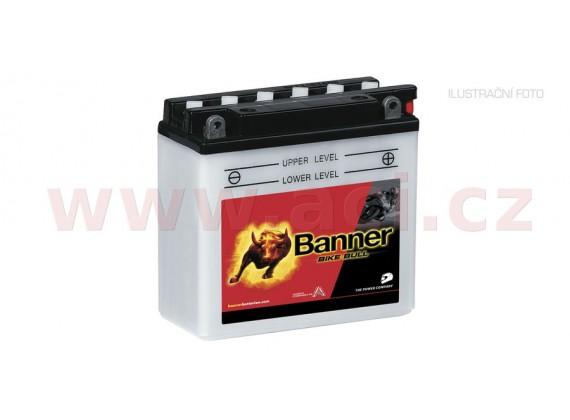 baterie 12V, YB16HL-A-CX, 19Ah, BANNER Bike Bull 175x100x155