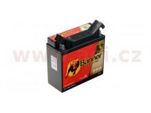 baterie gelová 12V, GT20H-3, 19Ah, 310A, BANNER Bike Bull GEL 183x79x171