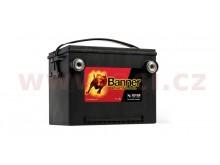 60Ah baterie, 675A, levá BANNER Starting Bull 248x178x184