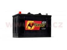 110Ah baterie 800A, levá BANNER Buffalo Bull 344x172x214(230)