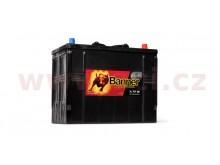 125Ah baterie, 760A, pravá BANNER Buffalo Bull 345x172x260(283)