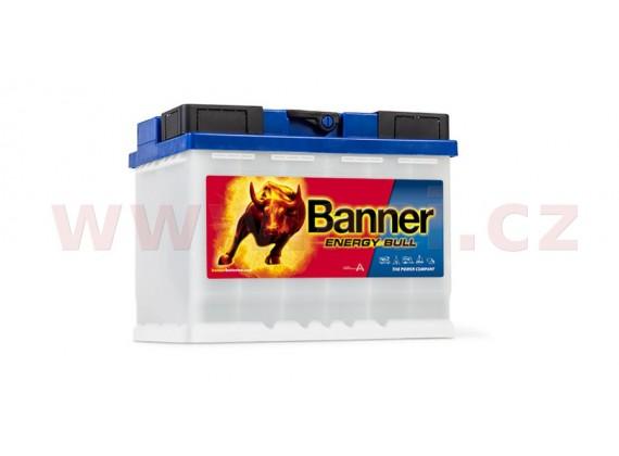 60Ah trakční baterie, pravá BANNER Energy Bull 241x175x190