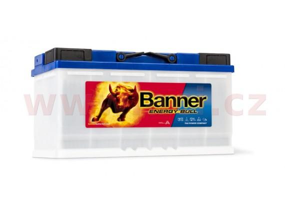 100Ah trakční baterie, pravá BANNER Energy Bull 354x175x190