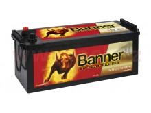 190Ah baterie, 1050A, levá BANNER Buffalo Bull EFB 514x223x195(220)