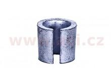 redukce tenkého pólu (12.8 mm) na standard DIN (17.5 mm) +