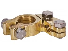 mosazná bateriová svorka 15.9 mm Clasic -