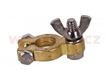 mosazná bateriová svorka 15.9 mm Mounting -
