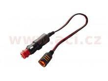 CTEK konektor Cig-Plug, do 8A, 12-21 mm, pro nabíjení přes cigaretovou zásuvku ve voze