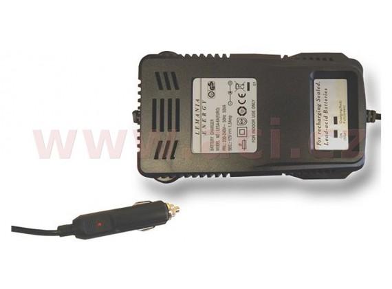 Automatická nabíječka LESA 6A pro BOOSTER P3