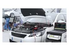 automatická nabíječka GYSFLASH 100-12HF 12 V, 20-1200 Ah, 100 A