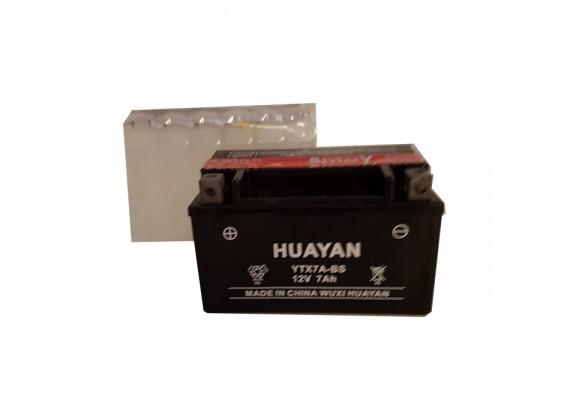 Baterie YTX7A-BS -HUAYAN