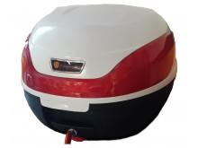 Kufr zadní CAPIRELLI C32-0866P WHITE