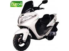 Grande Porto 125 - Bílá RY-001 (white)- EURO 4