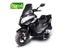 Grande Porto 125 - Černá  RY 050 (black)- EURO 4