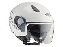 Helma otevřená HKKV15 bílá