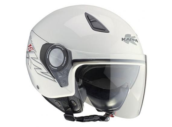 Helma Kappa otevřená HKKV15 bílá