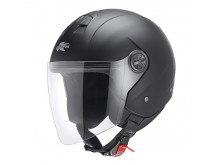 3 Helma otevřená KV26 DAKOTA černá matná