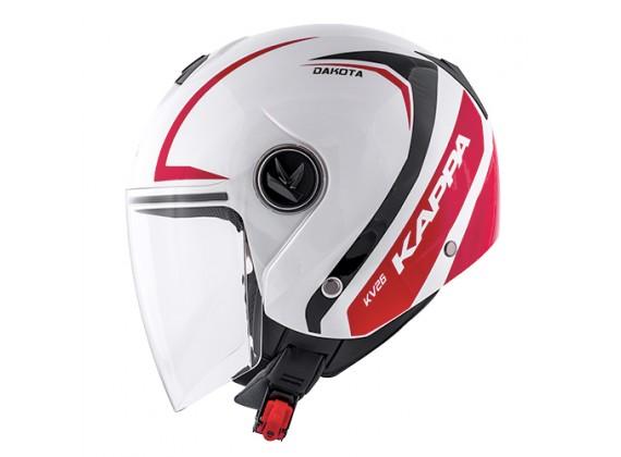 Helma otevřená HKKV26 Dakota červená