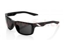 sluneční brýle DAZE černé, 100'% - USA (zabarvená černá skla)
