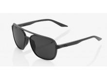 sluneční brýle KASIA - černá čočka, 100% (matná černá)