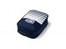kufr na motokrosové brýle, 100% (modrá/bílá)
