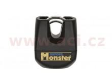 zámek kotoučové brzdy Monster, OXFORD (snížená verze vhodná pro řetěz zámky, průměr čepu 1