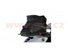 tankbag na motocykl Q20R Adventure QR, OXFORD - Anglie (černý, s rychloupínacím systémem n