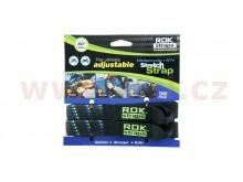 popruhy ROK straps HD nastavitelné a zesílené, OXFORD - Anglie (černá/modrá/zelená, šířka