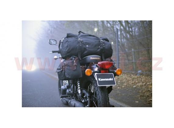 brašna Roll bag Heritage, OXFORD (černá, objem 20 l)