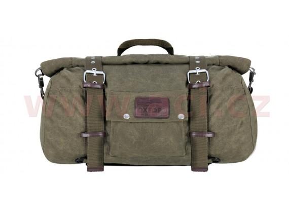 brašna Roll bag Heritage, OXFORD (zelená khaki, objem 30 l)