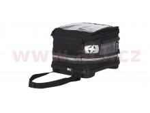 tankbag na motocykl F1 QR, OXFORD (černý, s rychloupínacím systémem na víčka nádrže, objem