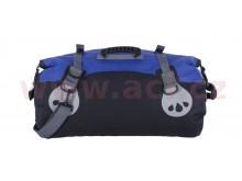vodotěsný vak Aqua RB-30 Roll Bag, OXFORD (černý/modrý, objem 30 l)